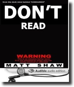 DON'T READ BY MATT SHAW Picture