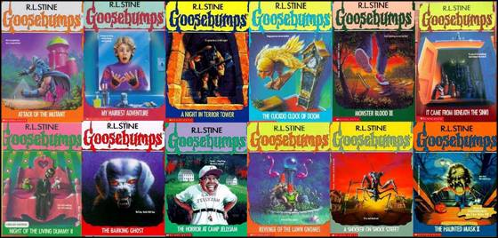 GOOSEBUMPS THE MOVIE Picture