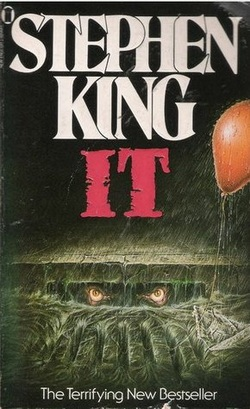 STEPHEN KING'S IT  HORROR WEBSITE