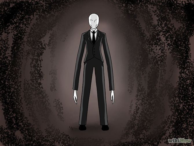 SLENDERMAN INTERNET MYTHS HORROR REVIEWS  Picture