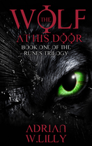 THE WOLF AT HIS DOOR BOOK COVER