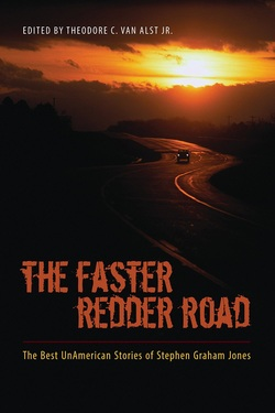 the faster redder road stephen graham jones review Picture