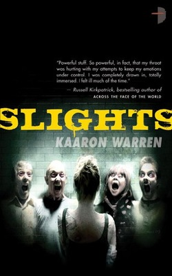 SLIGHTS HORROR FICTION REVIEW