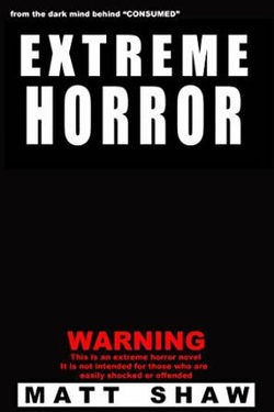 extreme horror fiction review matt shaw Picture