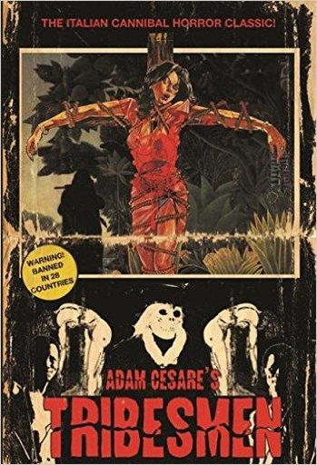 tribesmen by adam cesare horror fiction review Picture