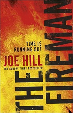 The Fireman by Joe Hill fiction review book review