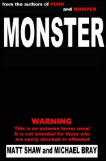 MONSTER HORROR WEBSITE MATT SHAW