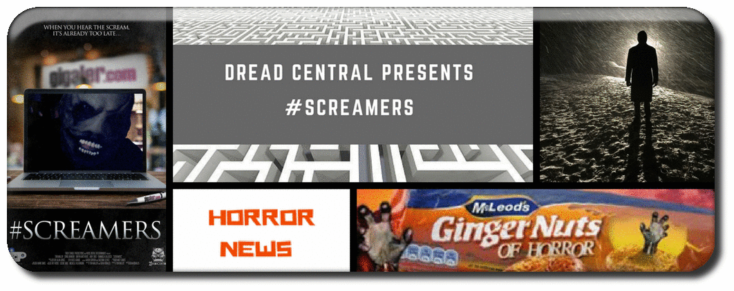 DREAD CENTRAL PRESENTS #SCREAMERS Picture