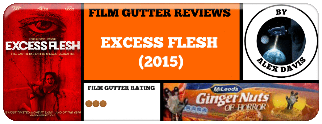 FILM GUTTER REVIEWS- ​EXCESS FLESH (2015)
