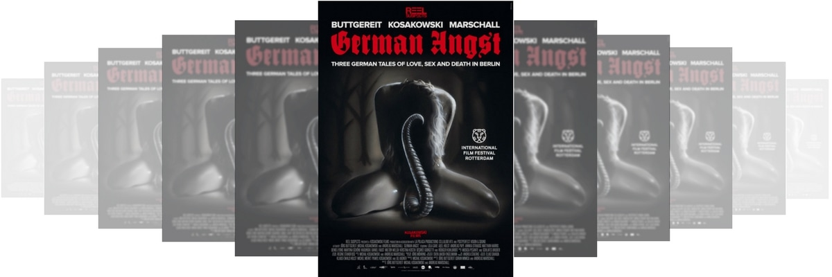 GERMAN ANGST FILM REVIEW