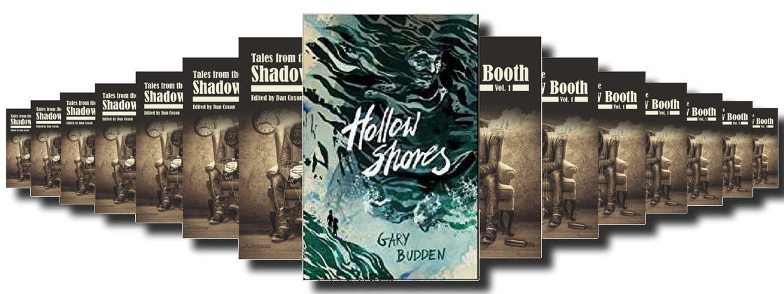 horror author interview tales from the shadow booth gary budden