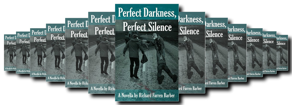 horror fiction revierw website Perfect Darkness, Perfect Silence