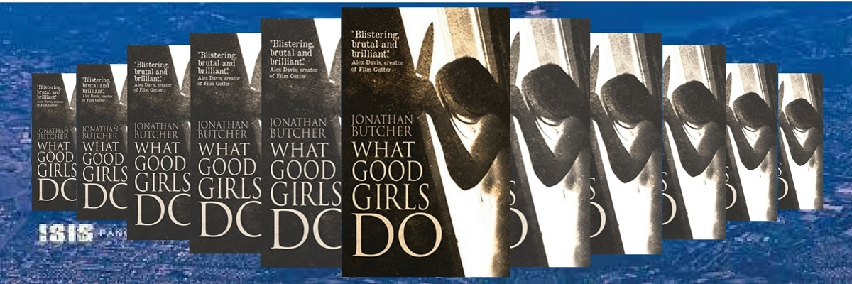 Jonathan butcher what good girls do