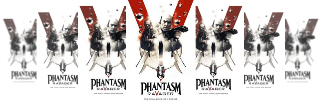 PHANTASM RAVAGER MOVIE REVIEW  Picture