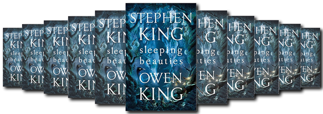 STEPHEN KING AND OWEN KING SLEEPING BEAUTIES HORROR FICTION BOOK REVIEW WEBSITRE UK