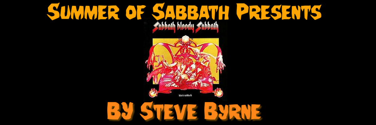BLACK SABBATH ALBUM REVIEW GINGER NUTS OF HORROR BOOK REVIEWS