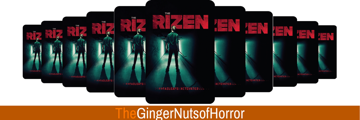 THE RIZEN 2017 HORROR FILM REVIEW